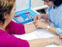 Кожное аллергологическое тестирование